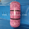 Outdoor inflatable oil barrel paintball bunker/ archery tag inflatable paintball bunkers/inflatable barrel paintball field
