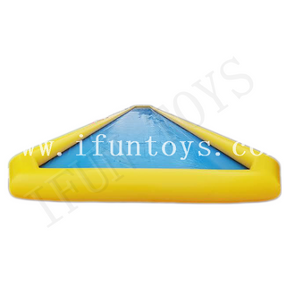 Outdoor Inflatable Skim Pool for Surf / Swimming Pool for Skimboardking / Skimboard Pool