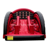 Interactive Elektric Slide Inflatable Challenging Battle Light Game /Inflatable Slide with IPS System