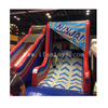 Inflatable Warped Wall / Inflatable Ninja Wall Slide/Inflatable Ninja Warp Wall Obstacle Course for Sport Challenge