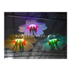 Giant Inflatable Hanging Flower with LED Lighting for Party Decoration