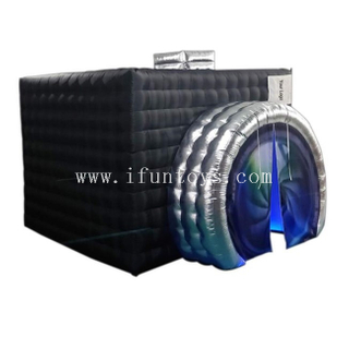 Camera Shaped Inflatable Photo Booth / Inflatable Cabin Tent for Photo Booth / Inflatable Photo Booth Enclosure for Party / Wedding
