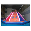 Inflatable Rock Climbing Slide / Inflatable Slide with Climbing Wall /colourful Inflatable Air Mountain with Slide for Kids Play