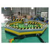 Meltdown Inflatable Game / Last Man Standing Inflatable Sweeper Game / Inflatable Meltdown Eliminator Zone
