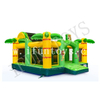 Jungle Theme Inflatable Slide Box / Inflatable Funcity / Amusement Park Playground