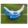 Floating Water Toys Inflatable Dolphin Seesaw / Dolphin Riding / Inflatable Dolphin Totter