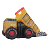 Inflatable Heavy Dump Truck Slide / Heavy Tractor Inflatable Dry Slide / Inflatable Truck Slide for Kids And Adults