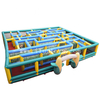 Giant Inflatable corn maze / cornfield / farm maze obstacles for party rental