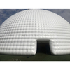 Giant outdoor white 30 meters inflatable air igloo dome / dome tent / igloo tent / water proof shelter dome building for sale