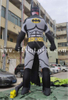 Giant Superhero Inflatable Batman Model for Outdoor Advertising