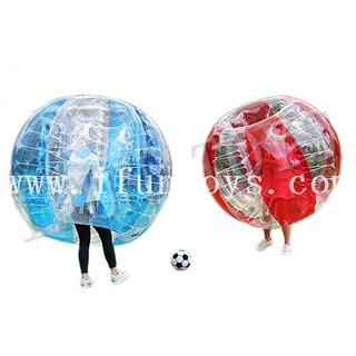 Inflatable Bubble Bumper Ball Human Hamster Ball Bubble Soccer for Kids And Adults