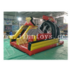 Sports Car Inflatable Obstacle Course / Inflatable Race Car Slide / Kids Playhouse for Sales