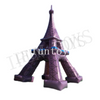 Giant Inflatable Famous Building France Eiffel Tower Model for Outdoor Adveritising