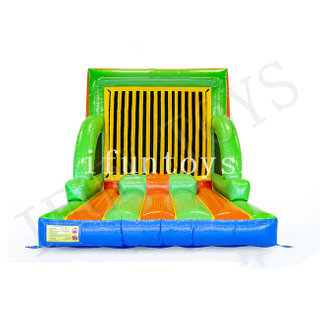 Inflatable Castle Sticky Wall / Inflatable Velcro Fly Wall / Stick Wall with Stick Suit Game