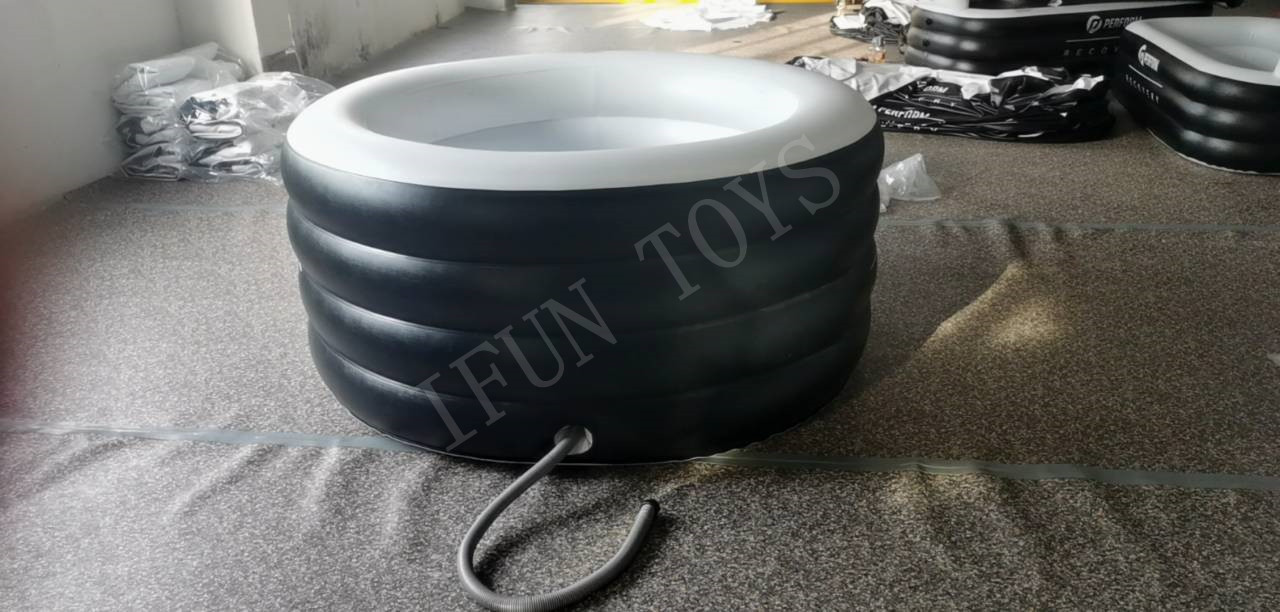 New product Inflatable Recovery Ice Bath / Ice Bathtub for Athlete