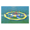 Inflatable Water Play Park / Inflatable Running Spin Wheel Sports Equipment