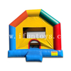 Cheap PVC Inflatable Jumper House / Trampoline Moonwalk Bouncy Castle for Kids
