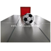 Giant Inflatable Air Tumble Track with Football Goal /Inflatable GYM Air Track for Football Game