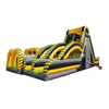 Atomic Rush Nuclear Inflatable Obstacle Course / Adult Boot Camp Inflatable Obstacl Course/ Inflatable Xtreme Obstacle Course for Sales