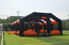 Outdoor Inflatable sports tennis& golf court tent / inflatable arch tent /inflatable paintball tent for event