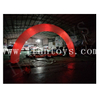 Inflatable LED Lighting Entrance Arch with Color Changing / LED Race Arch for Sale