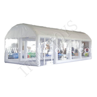 Airsealed Inflatable Pool Cover Tent / Swimming Pool Tent / Bubble Tent for Pool
