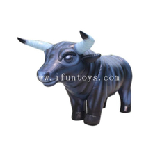 Inflatable Walking Bull Costume /Inflatable Cow Suit with Air Blower for Outdoor Event