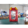 Portable Inflatable Cash Grab Cube / Inflatable Money Booth /Inflatable Cash Machine Booth For Party