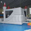 inflatable halloween bounce house/inflatable haunted House/inflatable jumping bouncy castle with slide combo for kids
