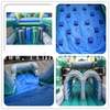 Inflatable Water Obstacle Course /Aqua Obstacle Challenge Game / Obstacle Running Race for Adults and Kids