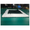 Inflatable Sea Pool / Floating Inflatable Swimming Pool with Net/ Portable Jellyfish Protection Net Pool for Yachts