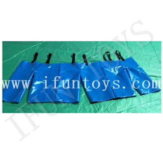 Inflatable Pants Trio Games / Triple Trousers Game for Kids / Party Pants for Team Building Running Sport