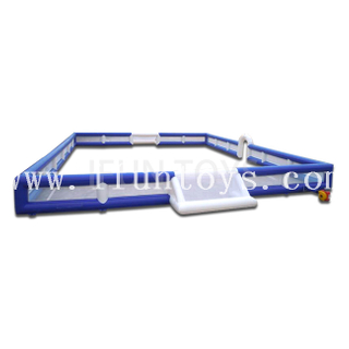Large Inflatable Sport Arena / Bubble Soccer Field / Football Pitch / Soccer Court for Sales