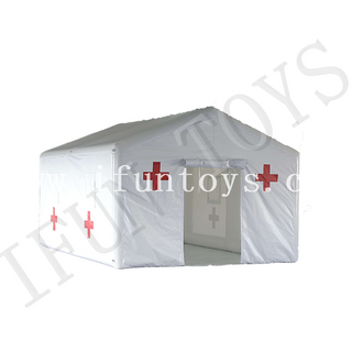 Portable Inflatable Emergency Tent / Medical Tent / Hospital Tent