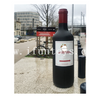 Giant Inflatable Red Wine Bottle / Inflatable Vodka Bottle / Liquor Bottle for Advertis