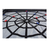 Inflatable Spider Crawl Game / Interactive Inflatable Competition Sport Game Inflatable Spider Climbing Wall for Kids And Adults