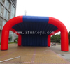 Commercial inflatable carport garage tent/inflatable car roof tent/inflatable car park tent for outdoor use
