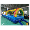 10m Long Inflatable Slip And Slide / Inflatable Wet Slip Slide / Belly Water Slide
