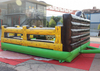 Amazing inflatable mechanical rodeo bull /Inflatable Bull Riding Machine / bucking bronco bull machine for sport game